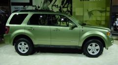 Ford Excape Hybrid Car