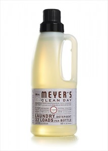 Meyers Detergent on GBB BLOG about Green Irene Products
