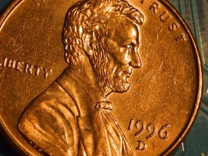 A penny Cents Image in GBB Blog