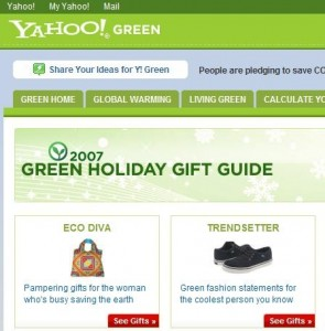 A green gift box in GBB BLOG