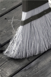 Cleaning Broom in GBB BLOG