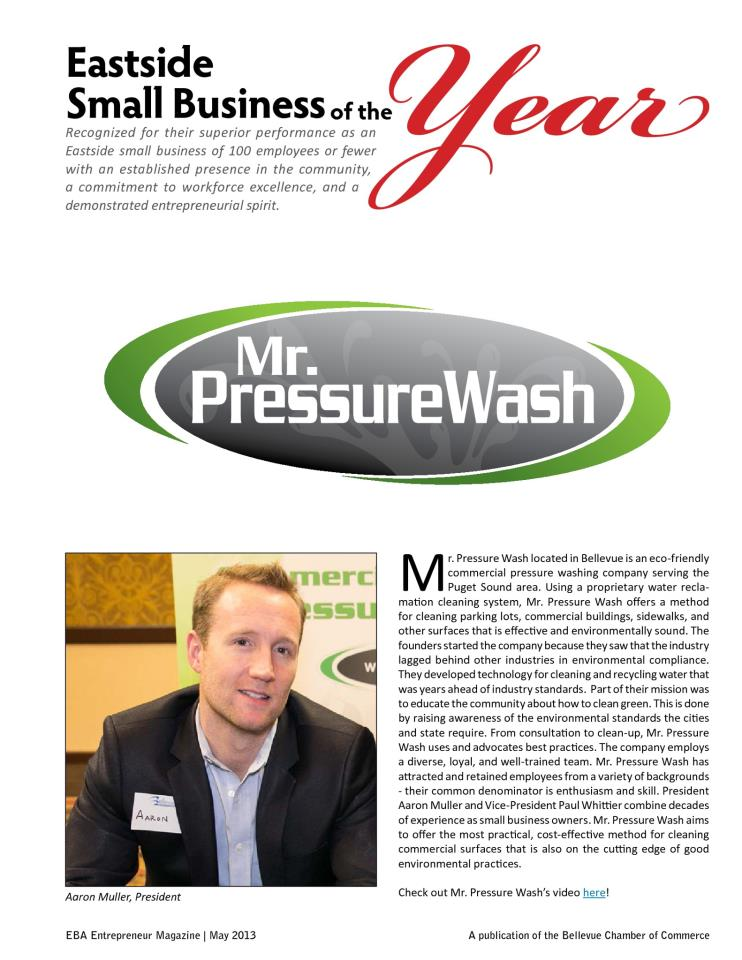 Mr. Pressure Wash