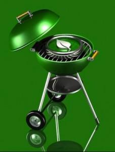 Green BBQ Ideas