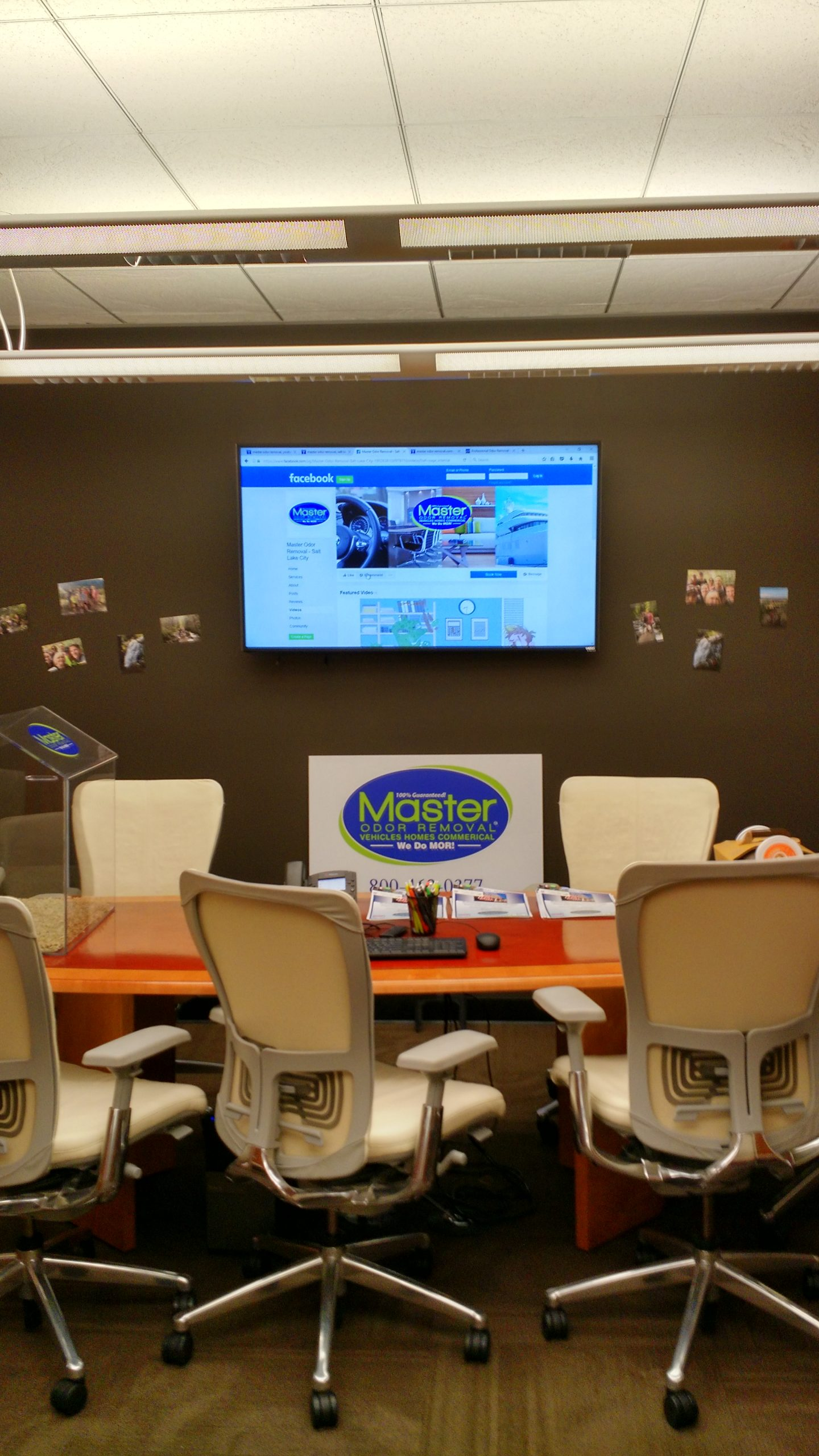 Green-Business-Certified Master Odor Removal's Launch Of Two New Locations