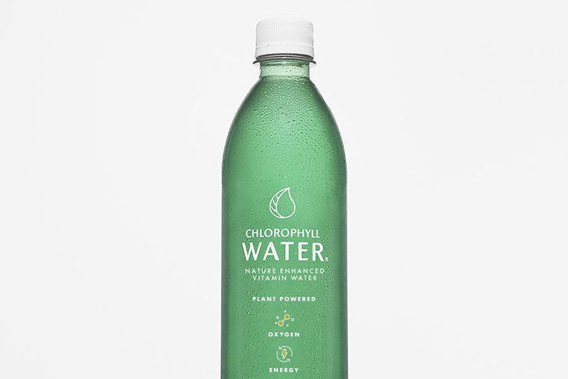 Chlorophyll Water – Good For the Mind, the Body, and the Planet