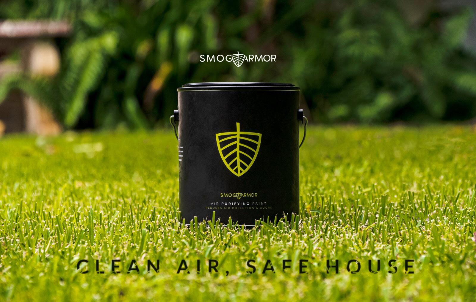 Smog Armor Paint